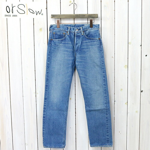 『STANDARD DENIM 5POCKET』(2YEAR WASH)