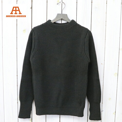 『THE NAVY-CREW NECK』(H.Green)