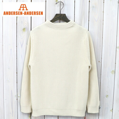 『COTTON CREWNECK』(Off White)