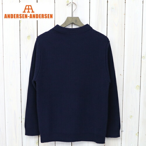 『COTTON CREWNECK』(Royal Blue)