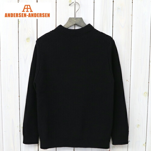 『COTTON CREWNECK』(Black)