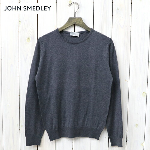 『S3797-PULLOVER CN LS』(CHARCOAL)