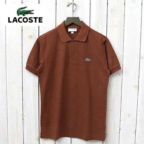 『ポロシャツ(半袖)』(ブラウン)