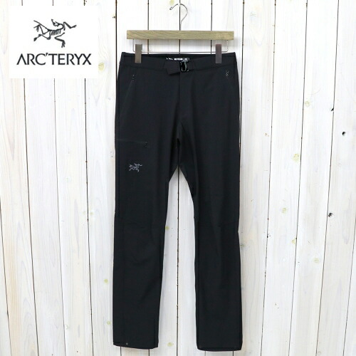 『Gamma LT Pant-short』(Black)