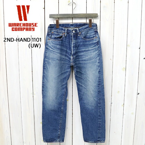 『2ND-HAND 1101』(USED WASH)