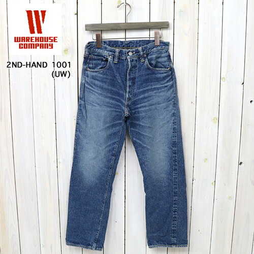 『2ND-HAND 1001』(USED WASH)