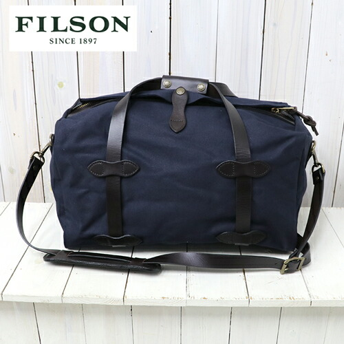 『DUFFLE-SMALL』(NAVY)