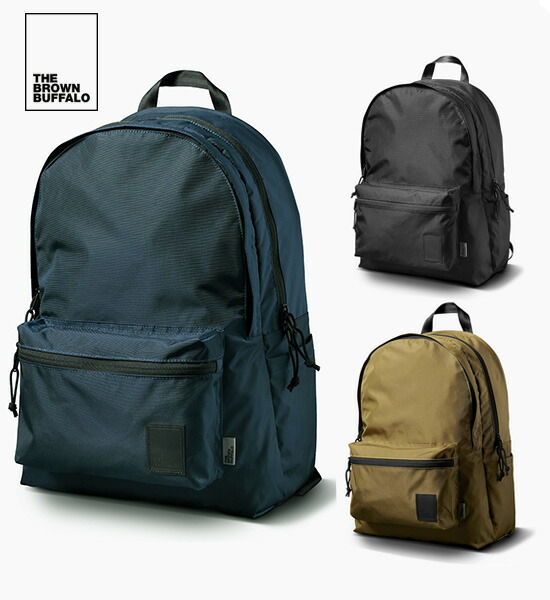 THE BROWN BUFFALO(ザ・ブラウンバッファロー)STANDARD ISSUE BACKPACK
