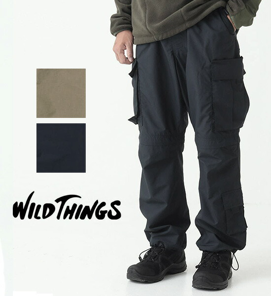WILDTHINGS(ワイルドシングス)TACTICAL RIP 7POCKET PANTS