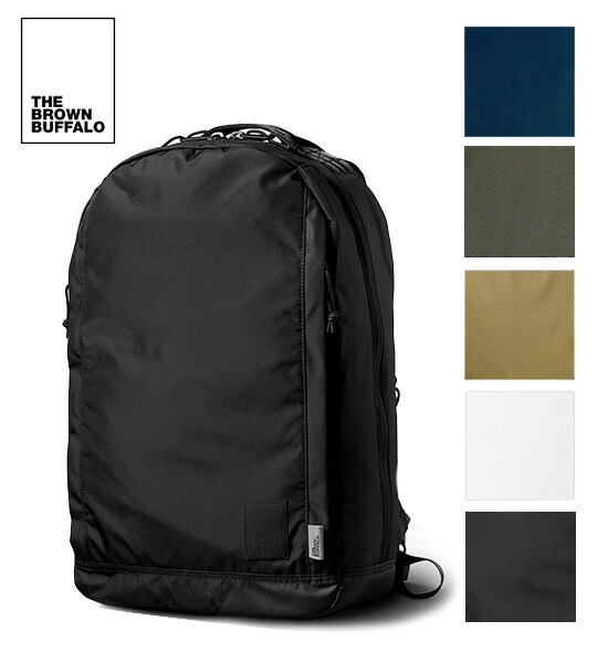 THE BROWN BUFFALO(ザ・ブラウンバッファロー)CONCEAL BACKPACK