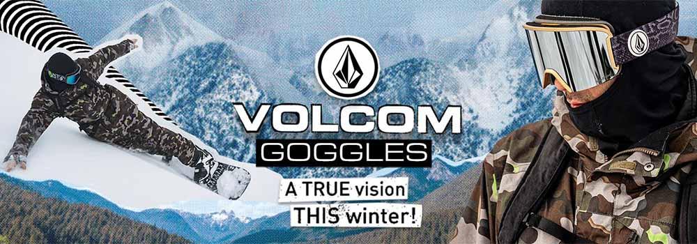 VOLCOM 2020-21 SNOW GOGGLE