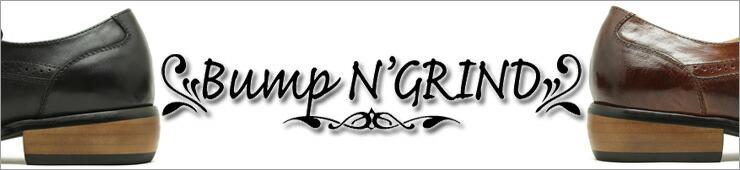 ドレッシーなビジネスシューズ Bump N' GRIND/バンプアンドグラインド 商品一覧へ