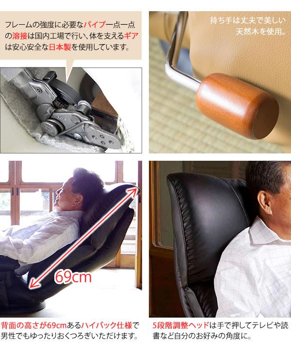 可動座椅子