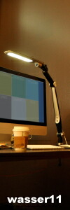 LEDデスクライト クランプ