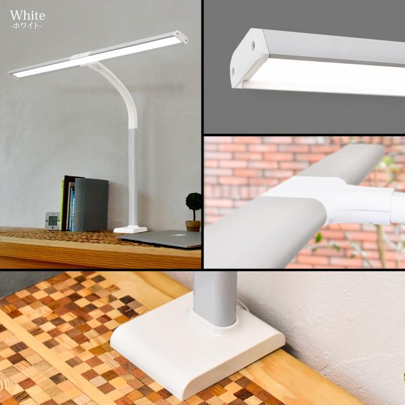 LEDデスクライト クリップ式 LEDライト 電気スタンド