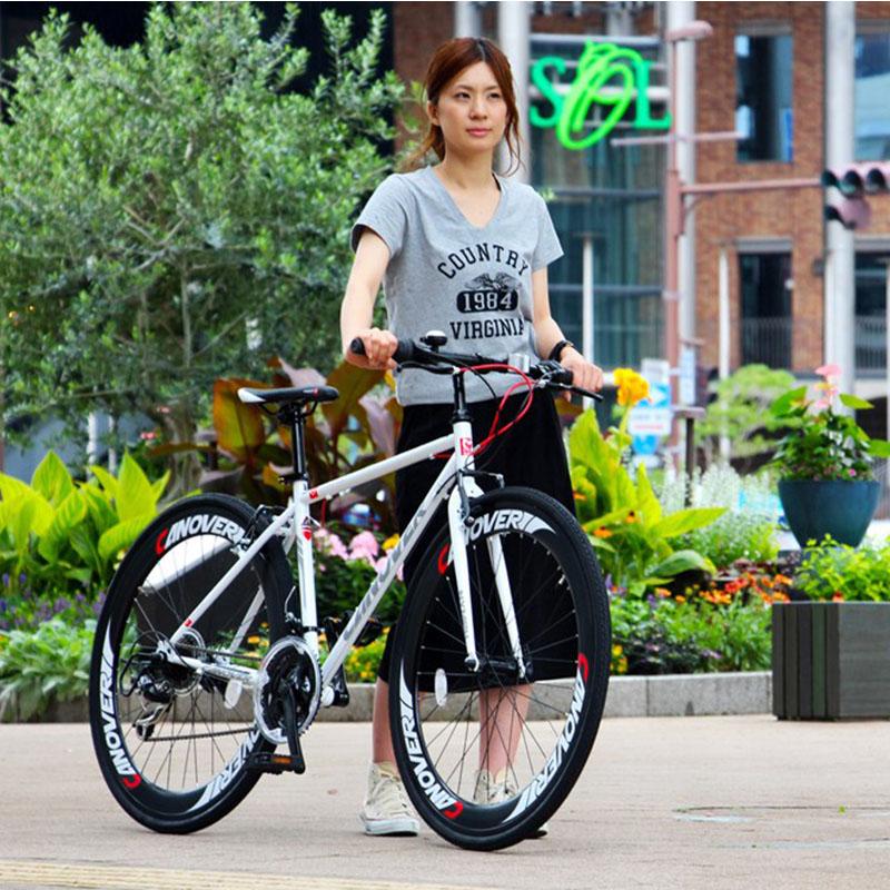 CANOVER カノーバー クロスバイク 自転車
