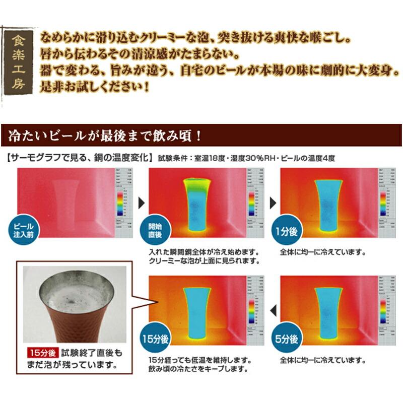 食楽工房 ビアカップ