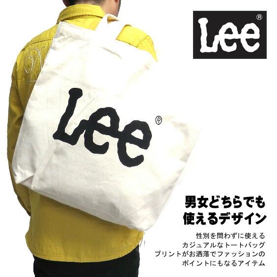Lee トートバッグ リー トート バッグ