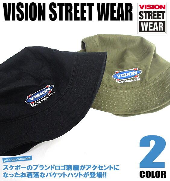 VISION STREET WEAR 帽子 メンズ 帽子