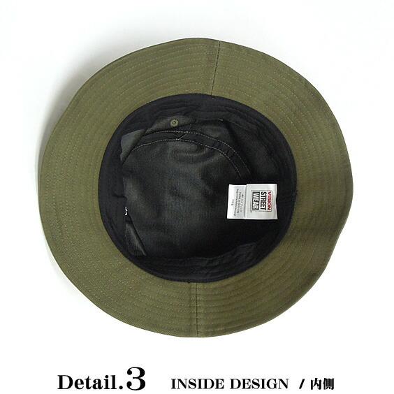 VISION STREET WEAR 帽子 メンズ 帽子 内側