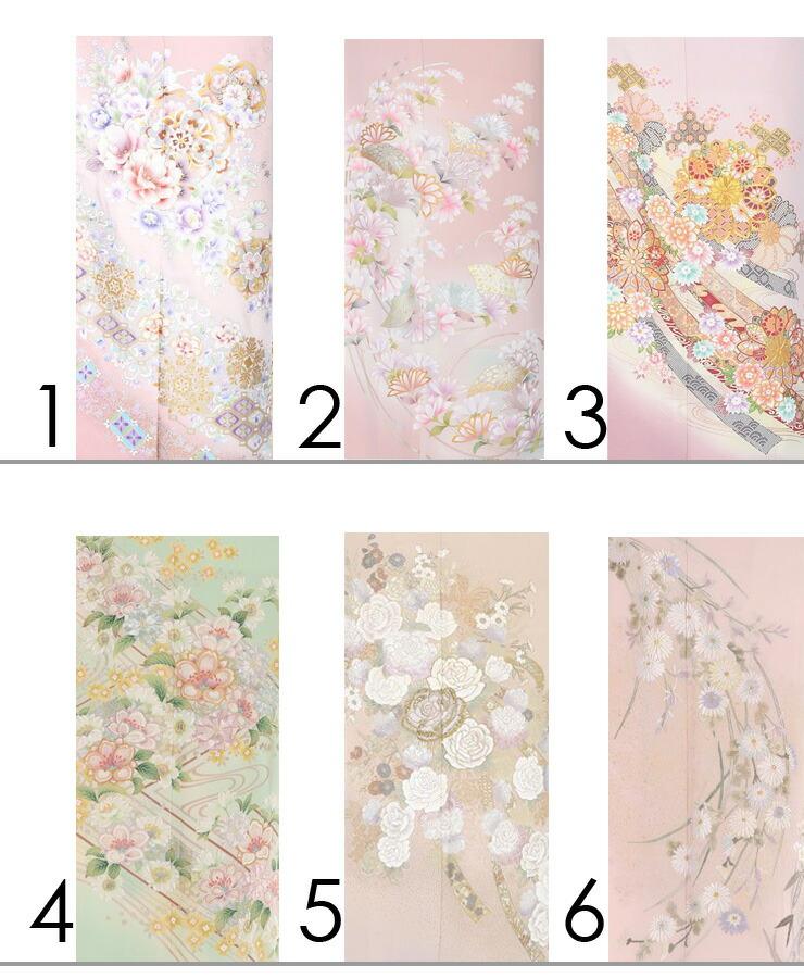 色留袖の選び方