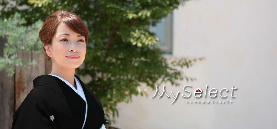 黒留袖スタイル