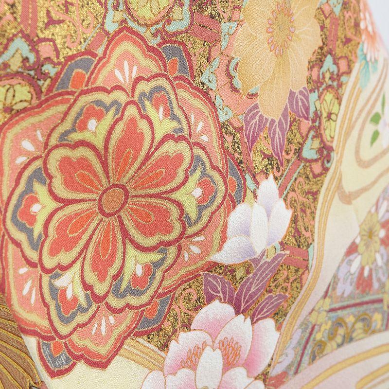 色留袖レンタル商品画像