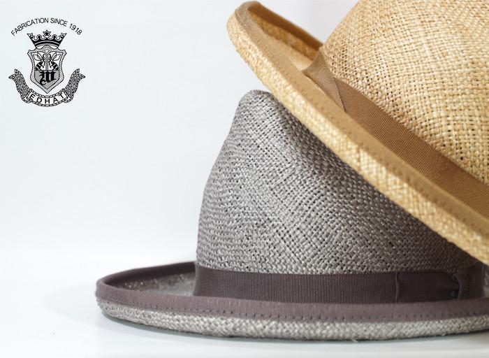帽子 メンズ レディース ハイクラウン ストローハット 小さいサイズ 大きいサイズ