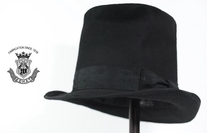 シルクハット フェルト 紳士 フォーマル メンズ レディース 帽子 小さいサイズ 大きいサイズ
