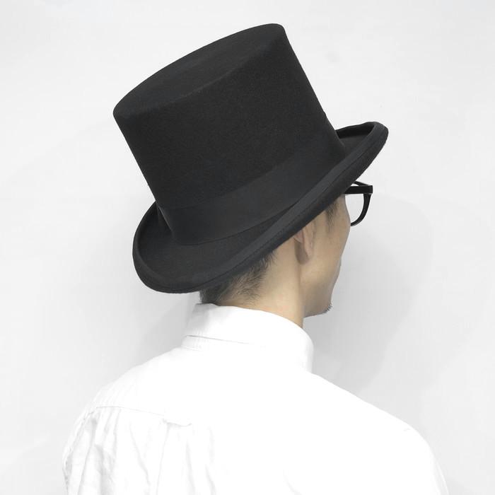 シルクハット メンズ 帽子