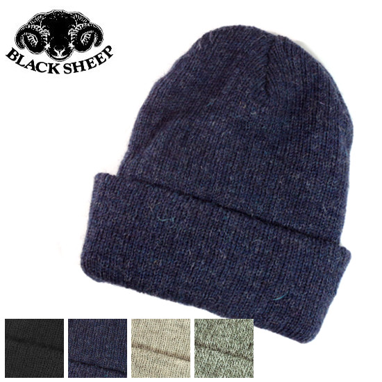 blacksheep ニット帽