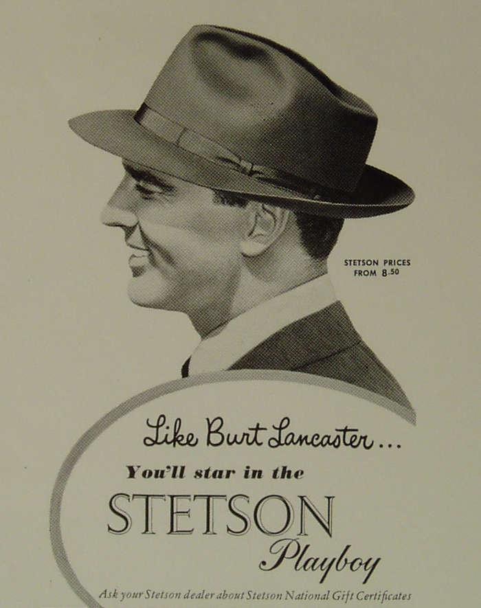 ステットソン stetson について