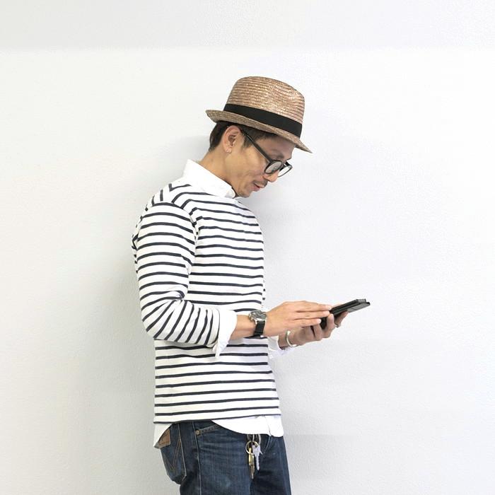 ストローハット 帽子 メンズ レディース ハット