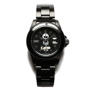 【JAM HOME MADE(ジャムホームメイド)】【予約商品8月上旬~中旬入荷予定】JAM HOME MADE × NUMBER(N)INEコラボ MICKEY MOUSE WATCH TYPE-A N(N)