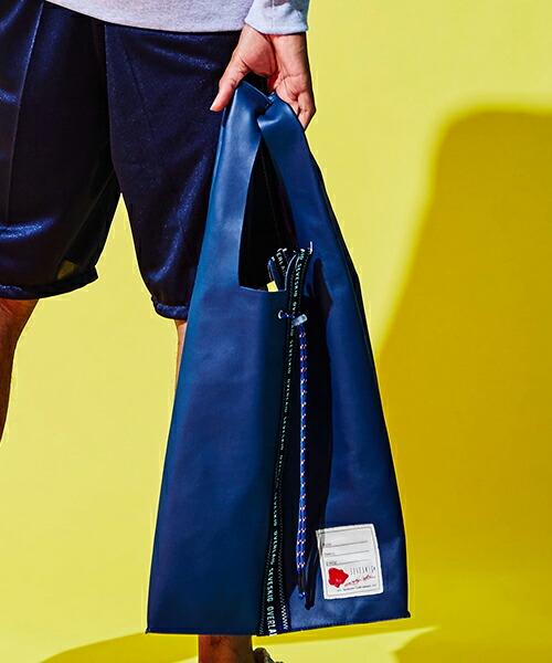 【SEVESKIG(セヴシグ)】CALF LEATHER SHOPPING BAG バッグ(AC-SV-KS-1001)