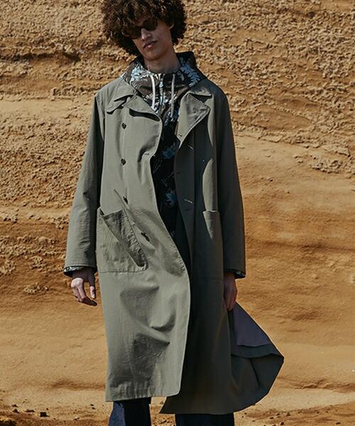 【MIHARAYASUHIRO】Nylon Duster Coat コート(F03CT041)