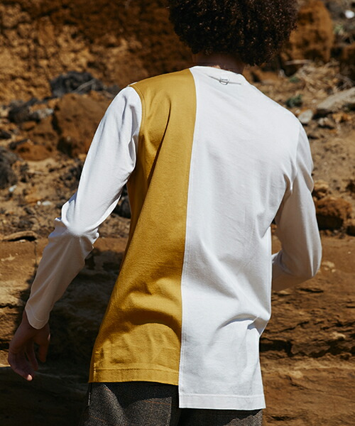 【MIHARAYASUHIRO】Layered Front Long T-shirt Tシャツ(F03LT111)
