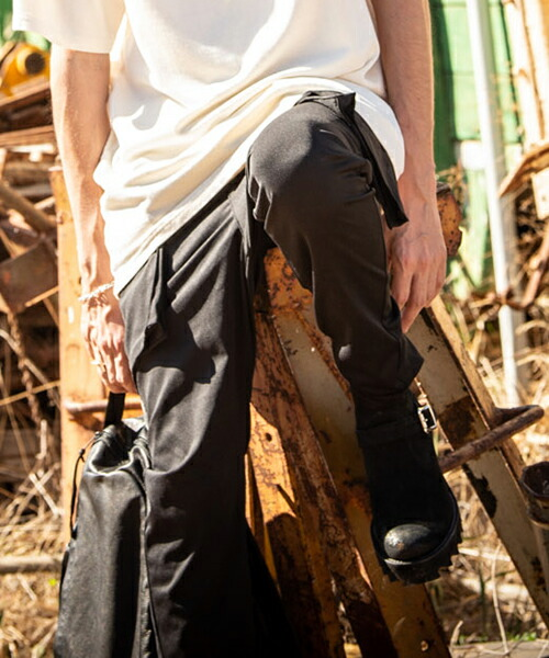 【glamb(グラム)】 Daz easy cargo pants ダズイージーカーゴパンツ(GB0219-P06)