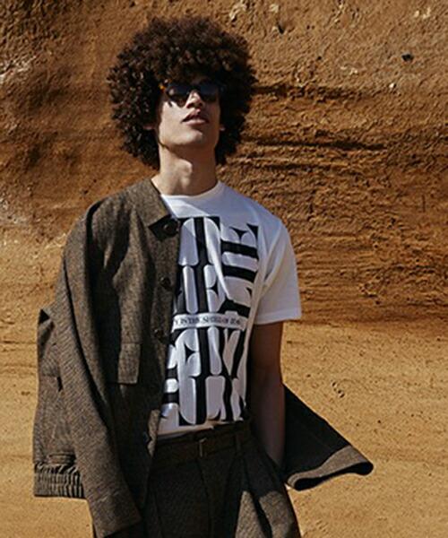 【MIHARAYASUHIRO】Monogram T-shirt Tシャツ(F03TS121)