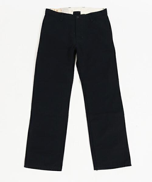 【Nudie Jeans(ヌーディージーンズ)】LOOSE ALVAR NAVY チノパンツ(120142030)