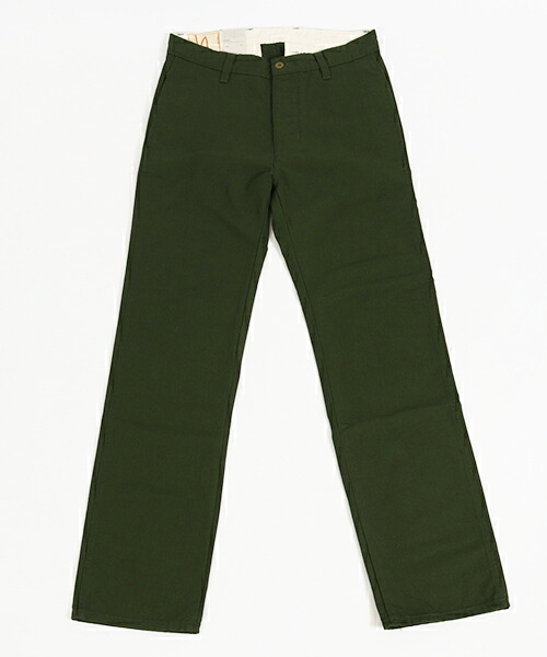【Nudie Jeans(ヌーディージーンズ)】LOOSE ALVAR LAWN チノパンツ(120143032)