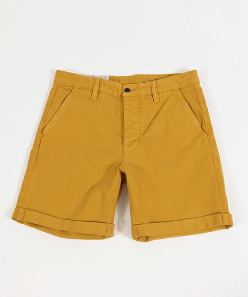 【Nudie Jeans(ヌーディージーンズ)】LUKE SHORTS TWILL パンツ(113170)