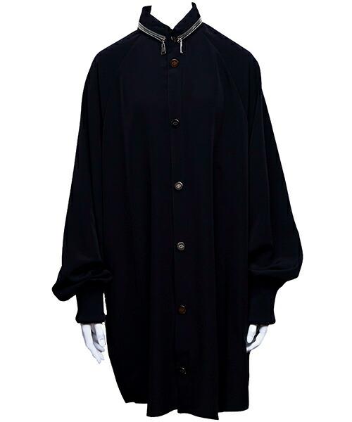 【ACUOD by CHANU(アクオドバイチャヌ)】Rib Shirts シャツ(AC-19SS-RBST)