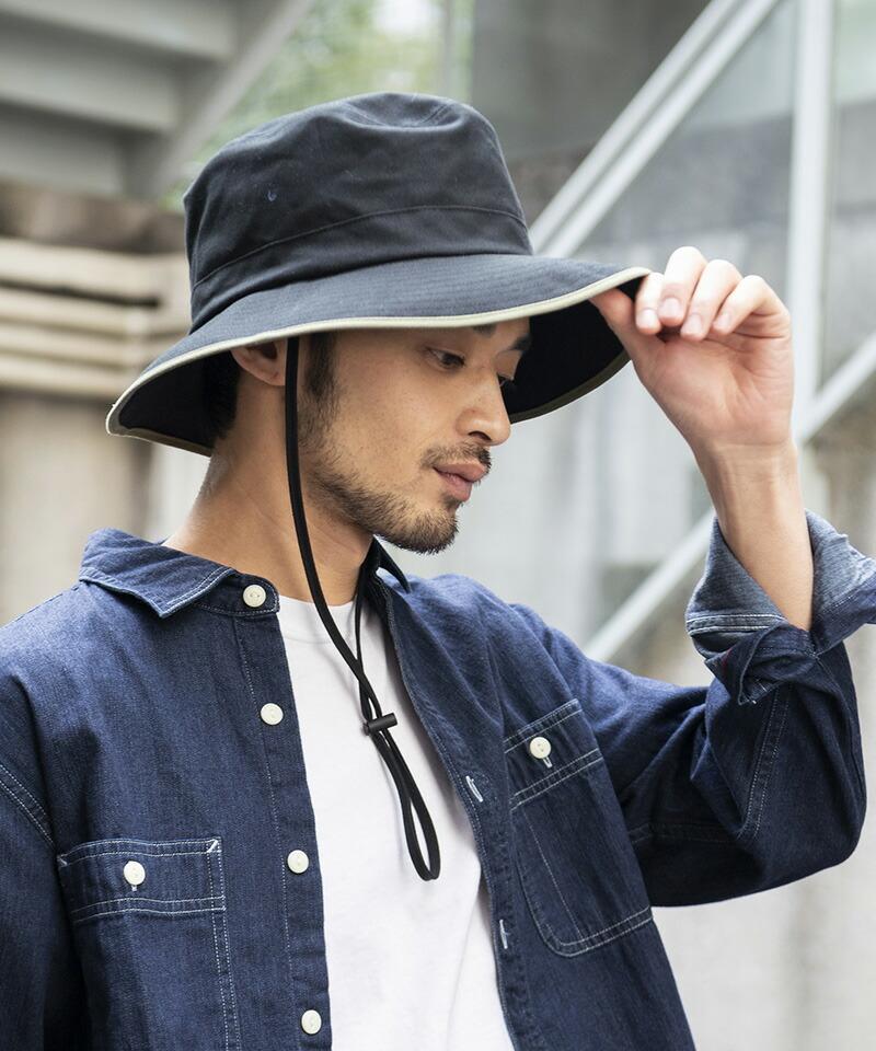 【Mighty Shine】CARAVAN HAT コットンバケットハット(1202021)