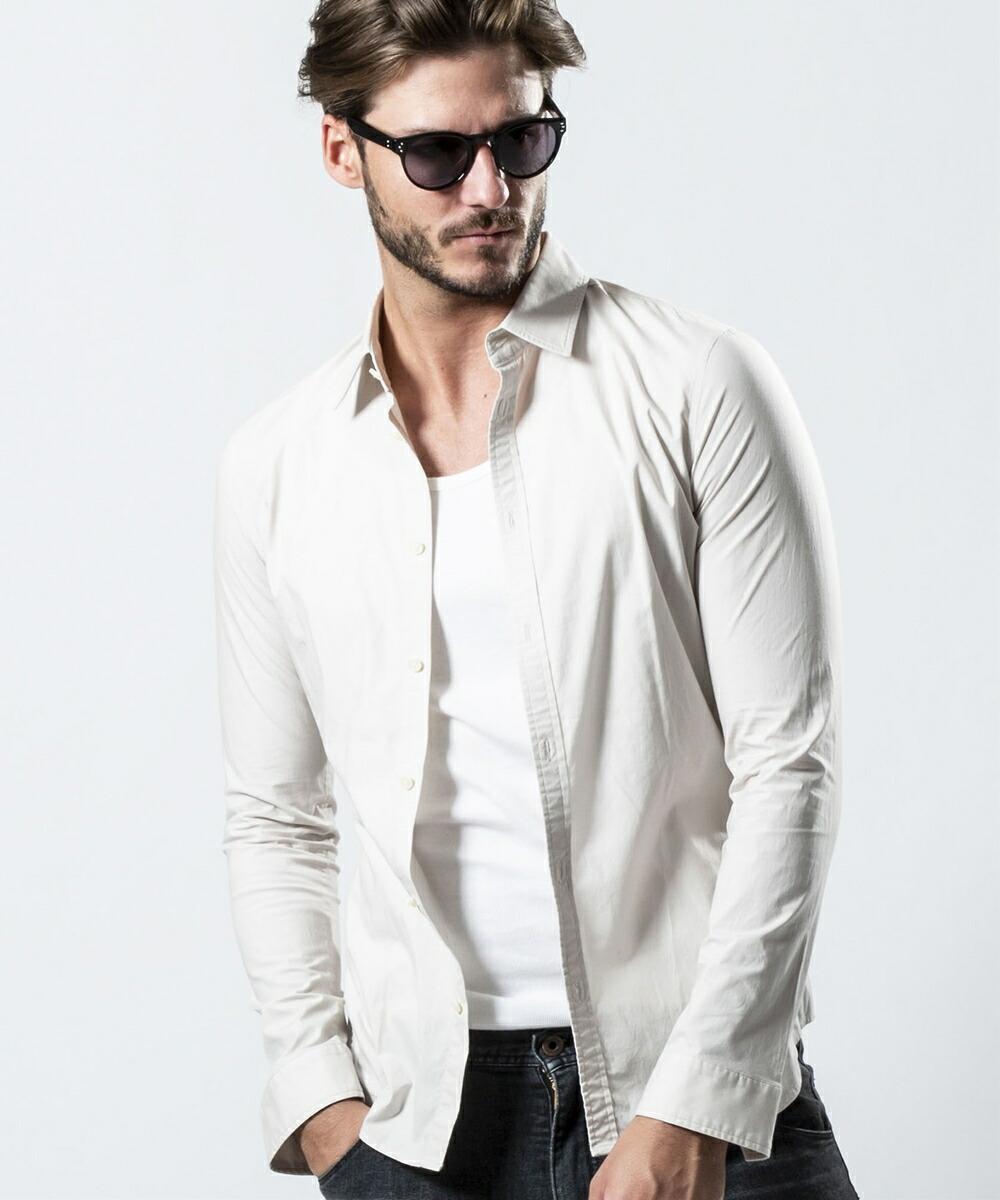 【wjk】hannover shirt シャツ(4838 cs45r)