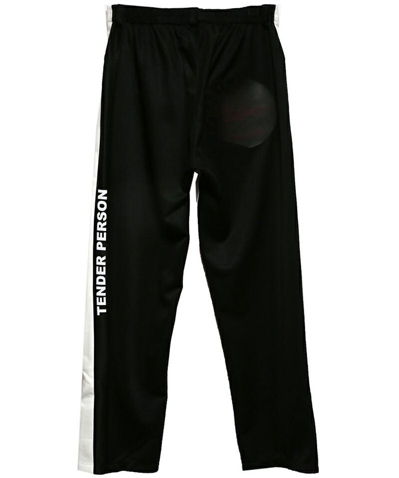 【TENDER PERSON(テンダーパーソン)】DENIM & JARSEY PANTS パンツ(SF-PT-2315-A)