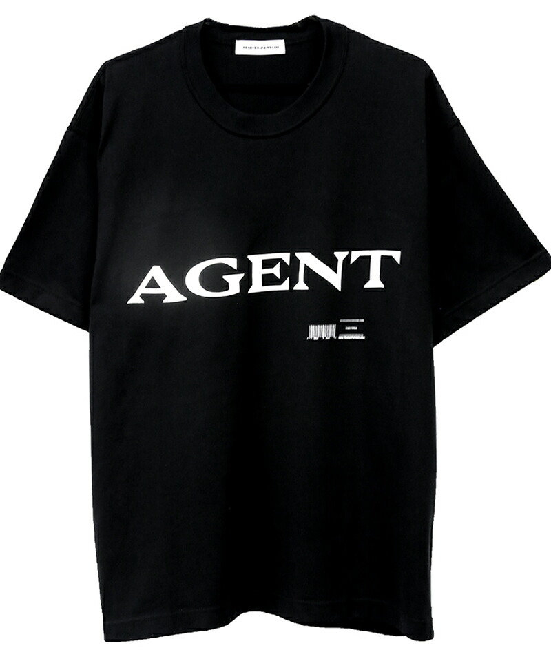 【TENDER PERSON(テンダーパーソン)】AGENTTEE Tシャツ(SF-TO-3237)