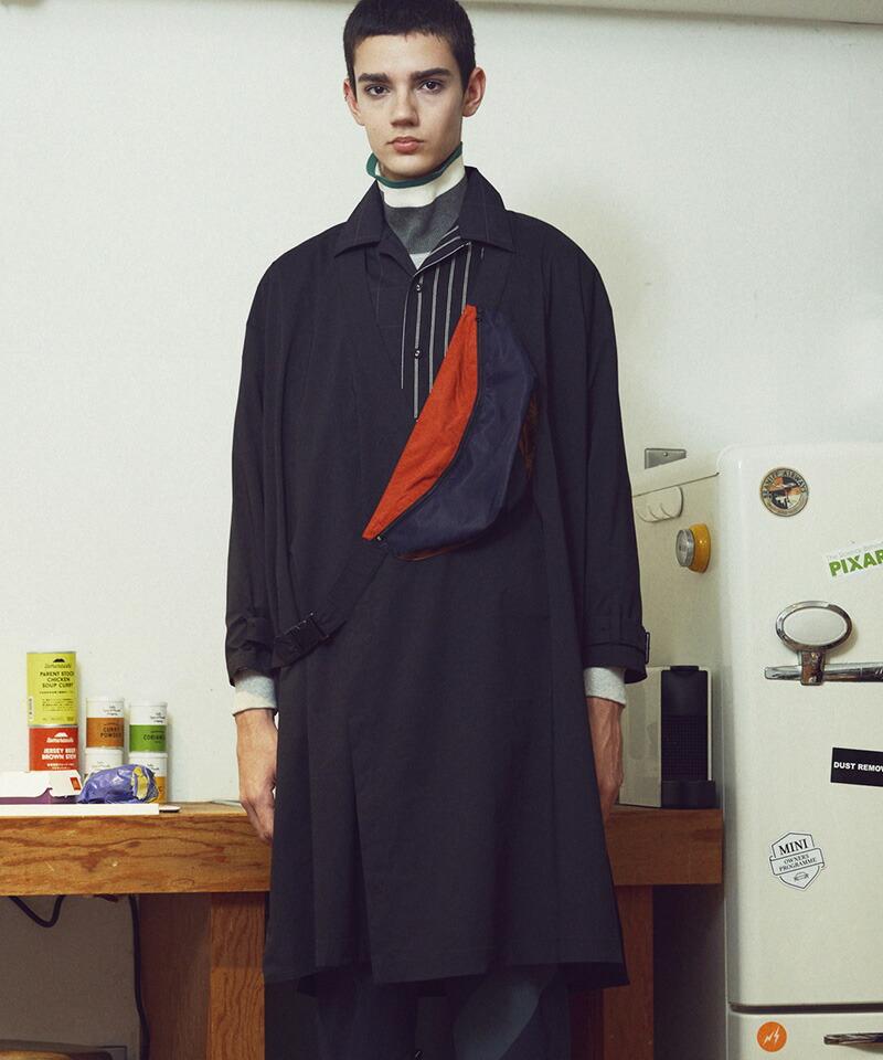 【VOY】SAMUE Pouch Coat コート(VOY20-01)