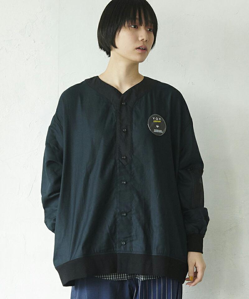 【VOY】Backpac shirt blouson シャツ(VOY20-07)