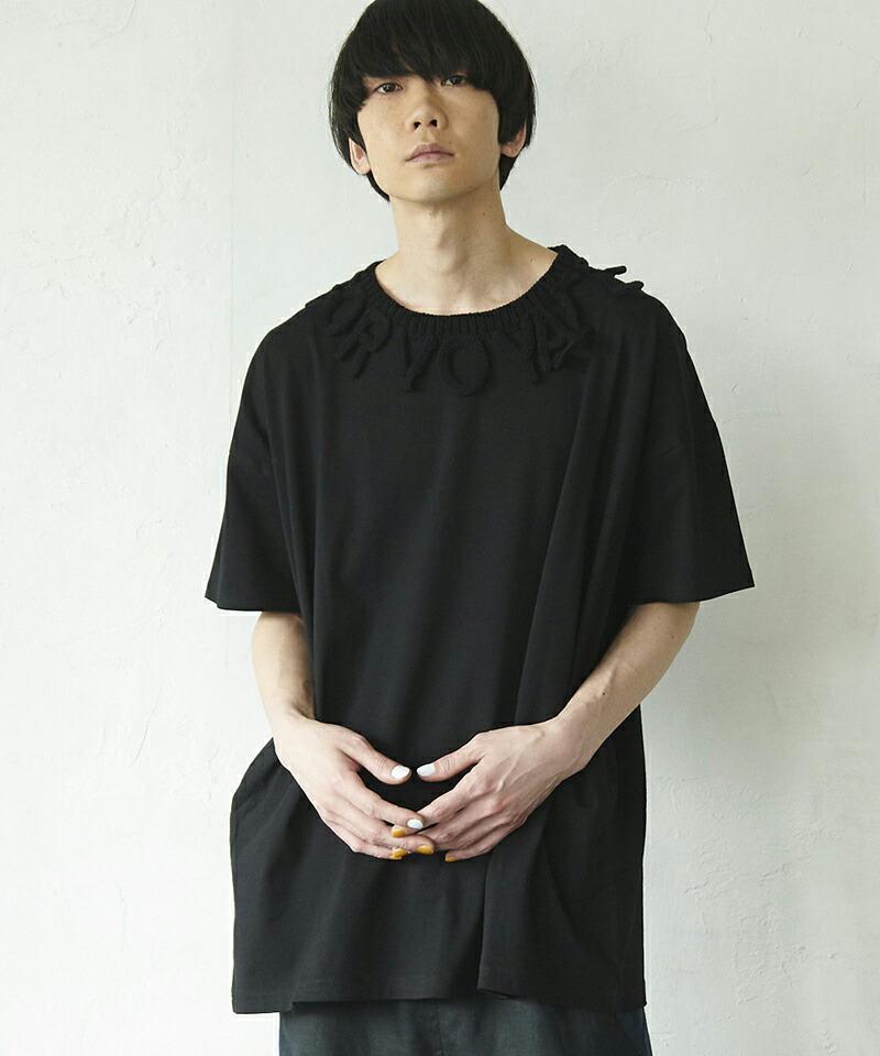 【VOY】Voyage knit tee Tシャツ(VOY20-13)